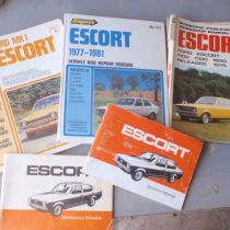 escort books again